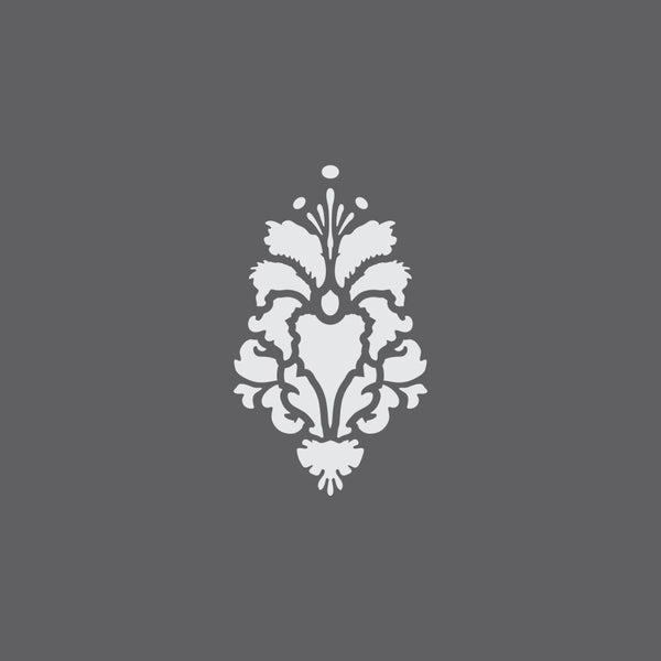 Hillsborough Damask Motif Craft Stencil
