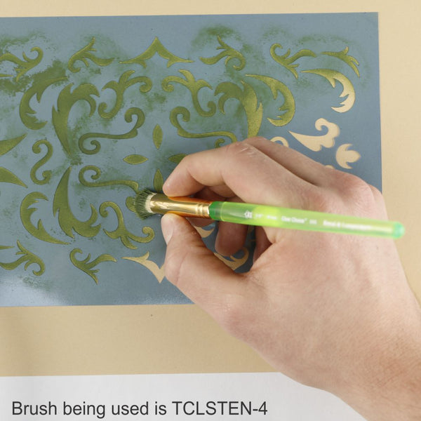 Craft Stencil Brushes