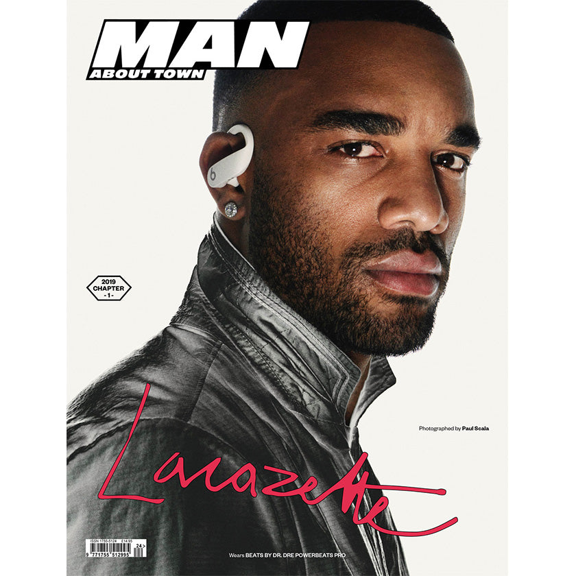 ***PRE-ORDER***  ALEXANDRE LACAZETTE covers Man About Town: 2019, Chapter 1