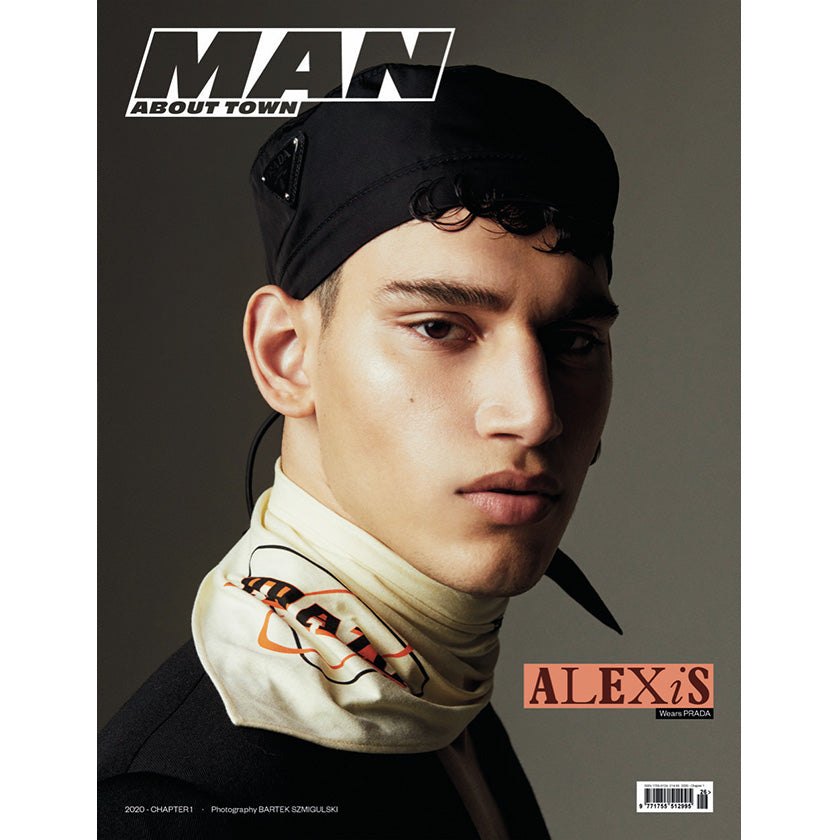 ALEXIS CHAPARRO covers Man About Town 2020, Chapter I
