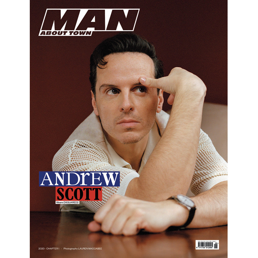 ANDREW SCOTT covers Man About Town 2020, Chapter I