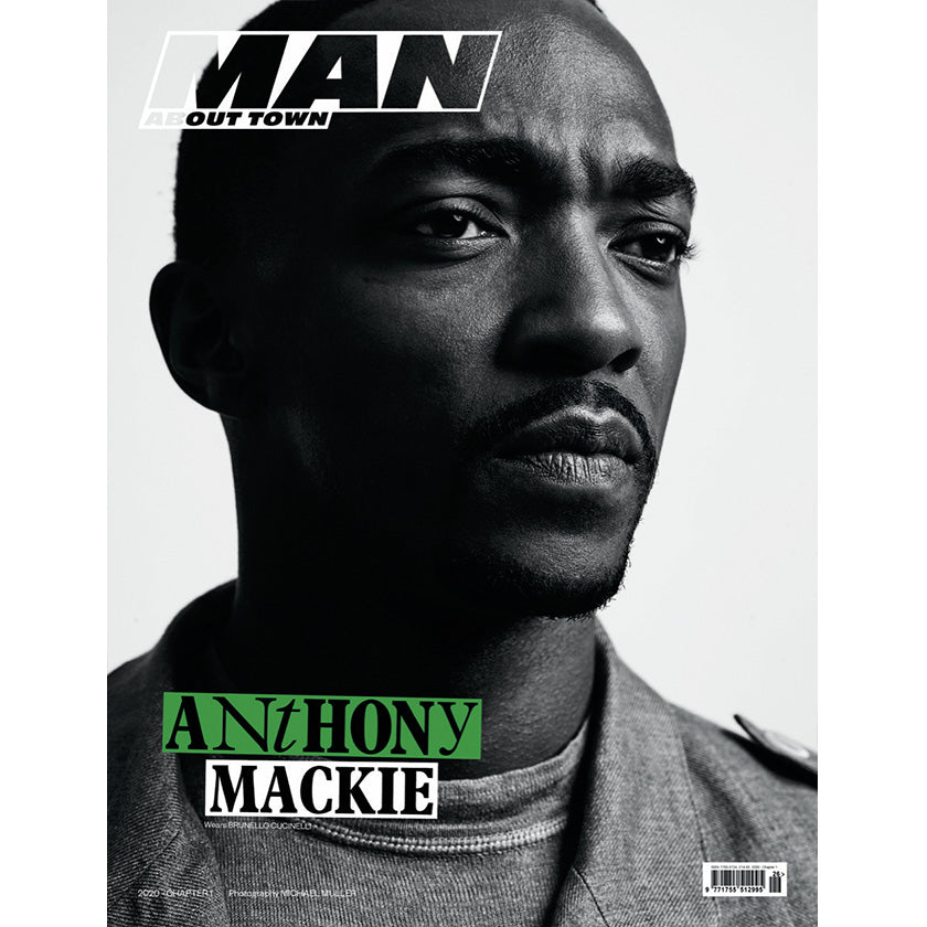 ANTHONY MACKIE covers Man About Town 2020, Chapter I