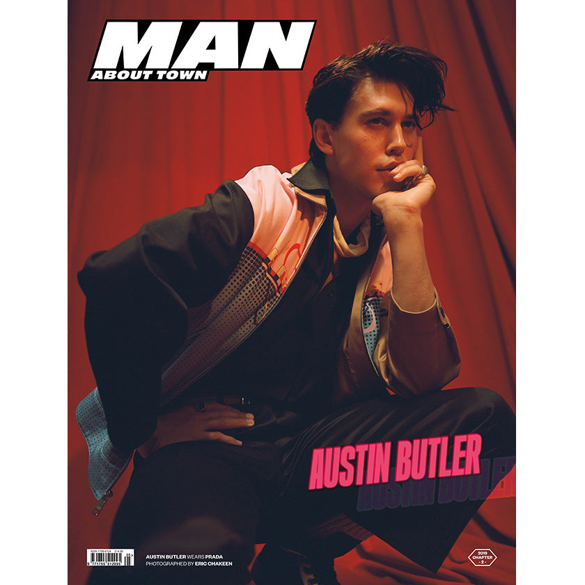 AUSTIN BUTLER covers Man About Town 2019, Chapter II