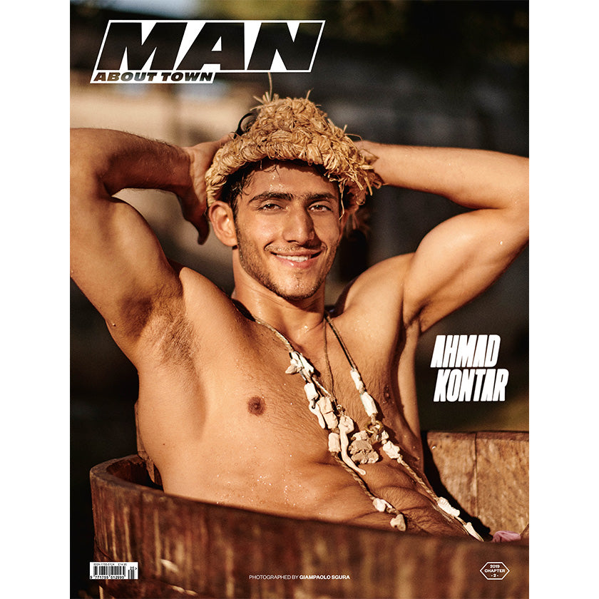 Pre-Order >>> AHMAD KONTAR covers Man About Town 2019, Chapter II