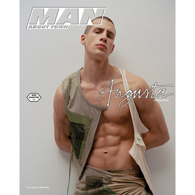 AUGUSTA ALEXANDER covers Man About Town: 2019, Chapter 1