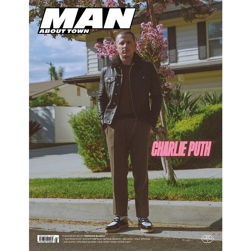 CHARLIE PUTH covers Man About Town 2019, Chapter II