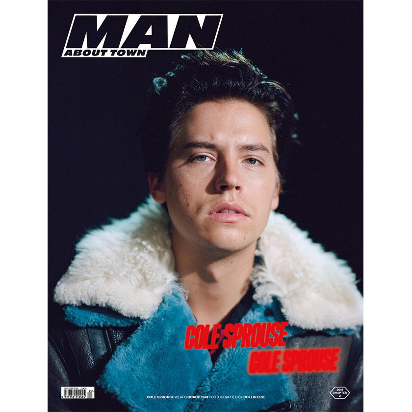 Pre-Order >>> COLE SPROUSE covers Man About Town 2019, Chapter II