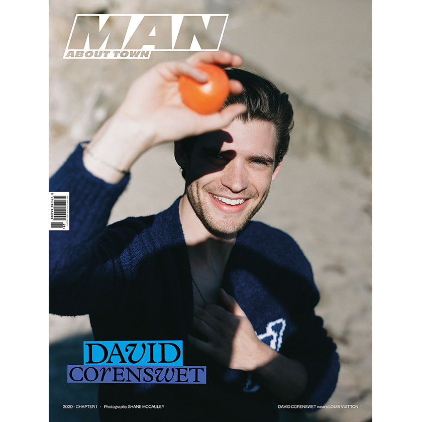 DAVID CORENSWET covers Man About Town 2020, Chapter I