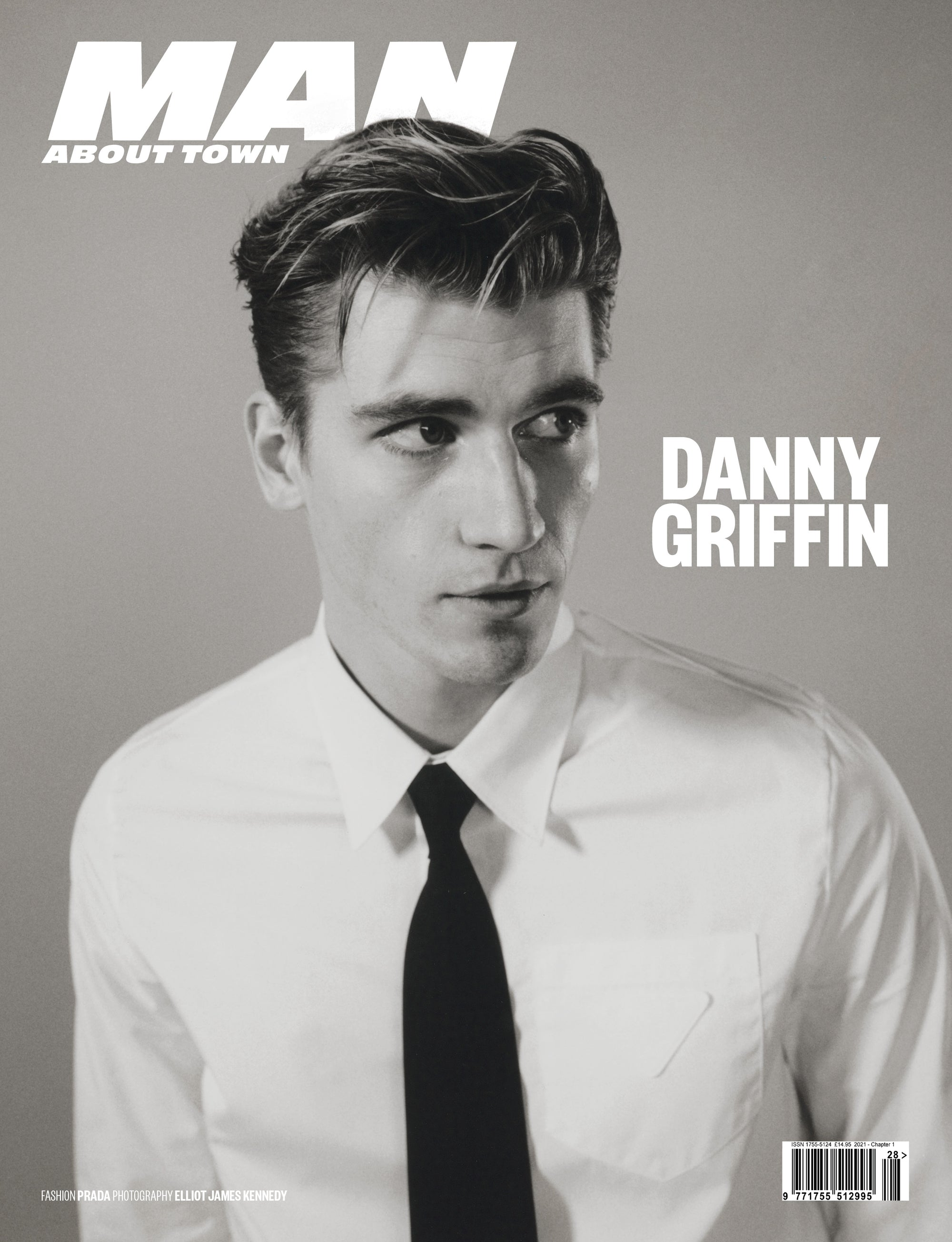 Danny Griffin covers Man About Town 2021, Chapter 1
