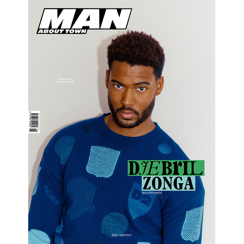 DJEBRIL ZONGA covers Man About Town 2020, Chapter I