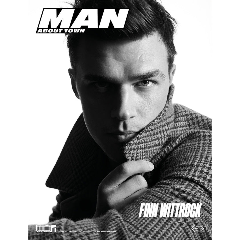 FINN WITTROCK covers Man About Town 2019, Chapter II