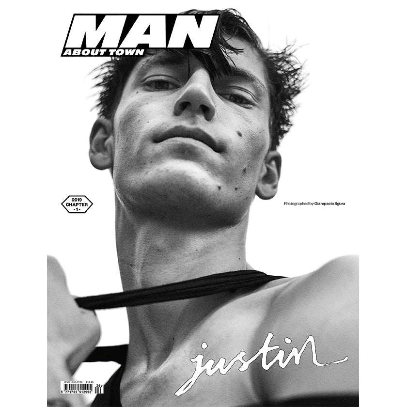 GIAMPAOLO SGURA covers Man About Town: 2019, Chapter 1
