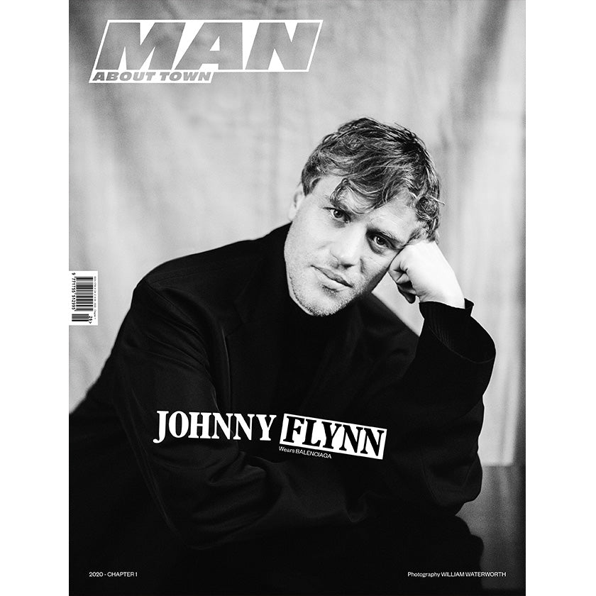 JOHNNY FLYNN covers Man About Town 2020, Chapter I