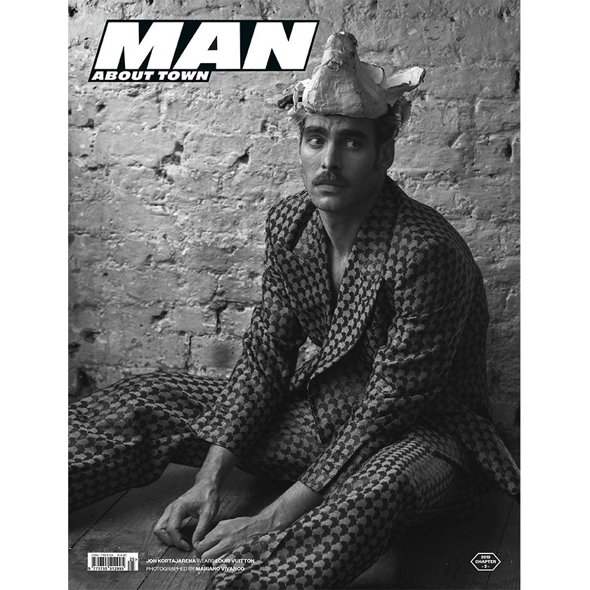 JON KORTAJARENA covers Man About Town 2019, Chapter II