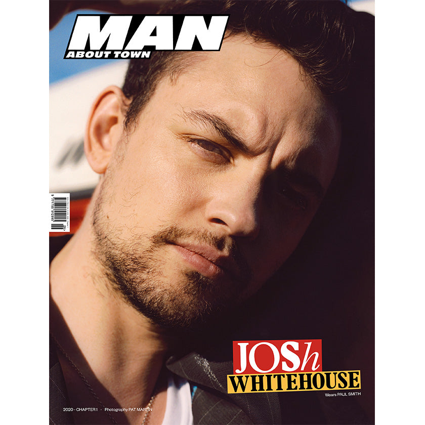 JOSH WHITEHOUSE covers Man About Town 2020, Chapter I