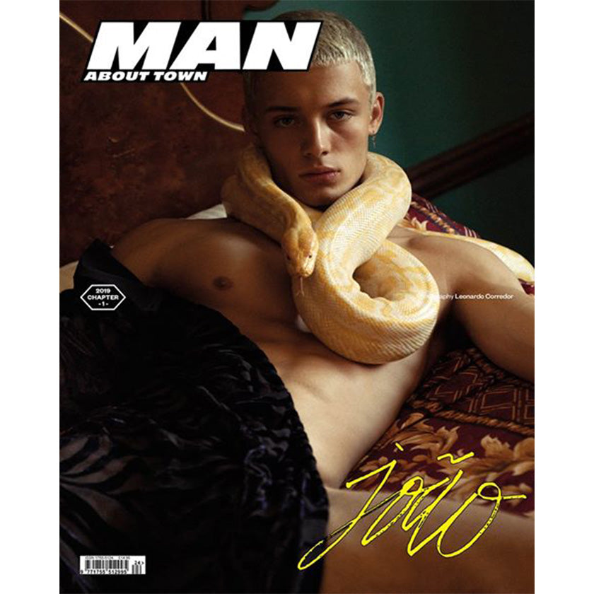 ***PRE-ORDER***  JOAO KNORR covers Man About Town: 2019, Chapter 1
