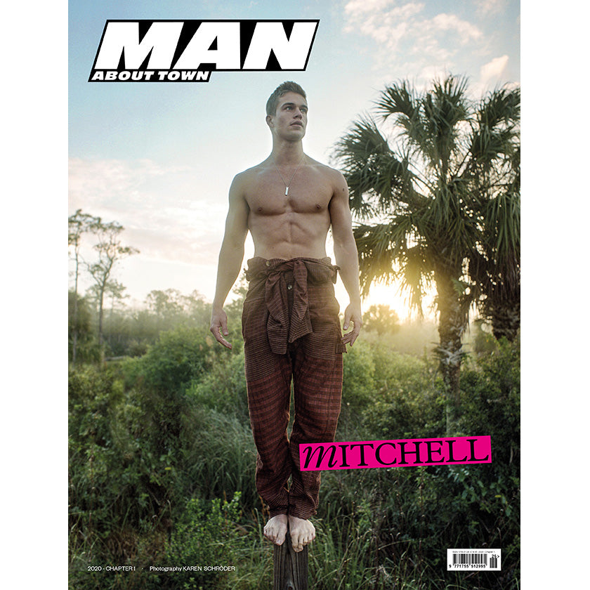 MITCHELL covers Man About Town 2020, Chapter I