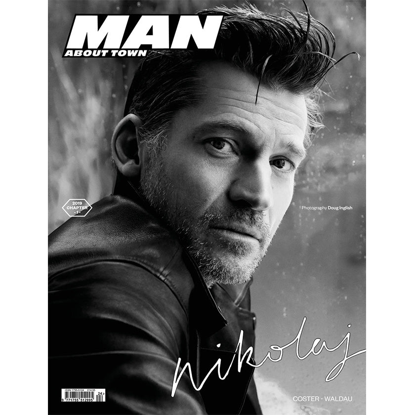 ***PRE-ORDER***  NIKOLAJ COSTER-WALDAU  covers Man About Town: 2019, Chapter 1