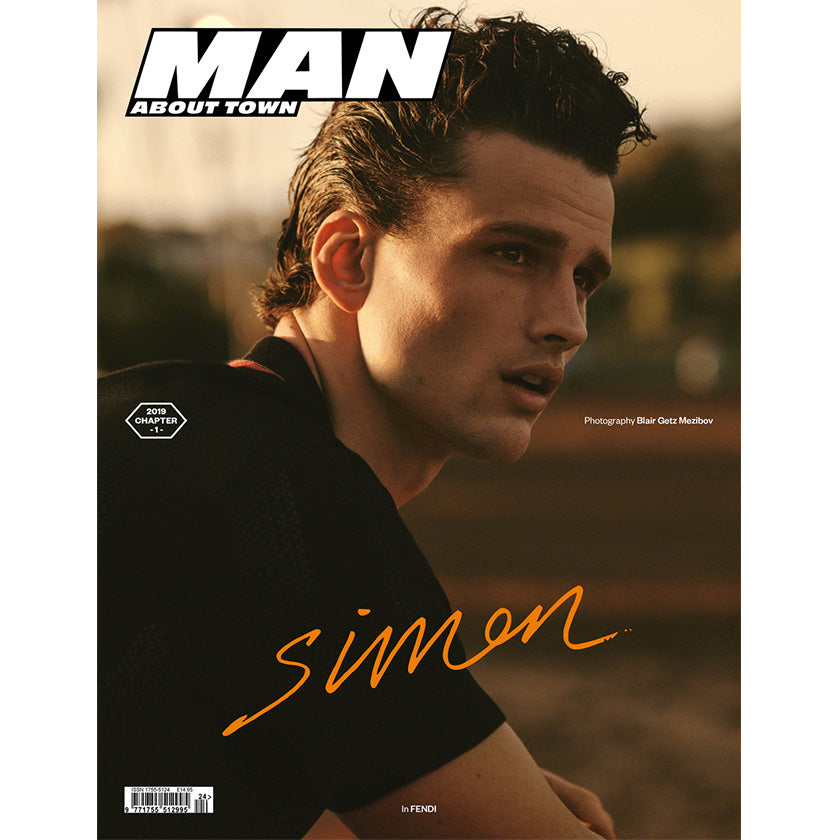 ***PRE-ORDER***  SIMON NESSMAN covers Man About Town: 2019, Chapter 1
