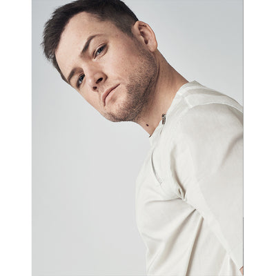 TARON EGERTON & JAMIE BELL covers Man About Town: 2019, Chapter 1