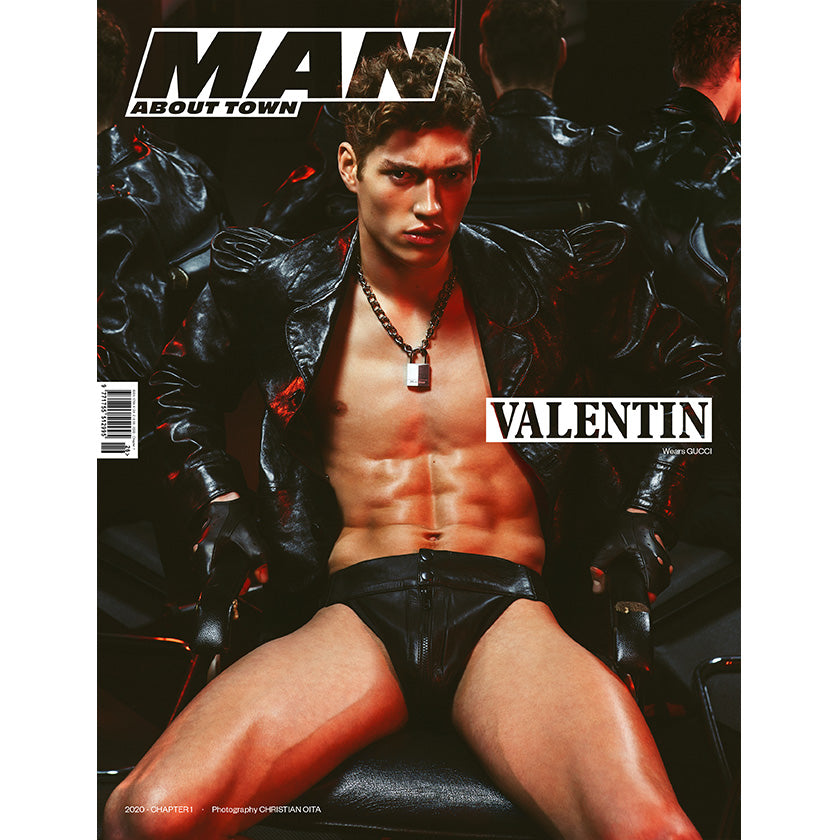 VALENTIN covers Man About Town 2020, Chapter I