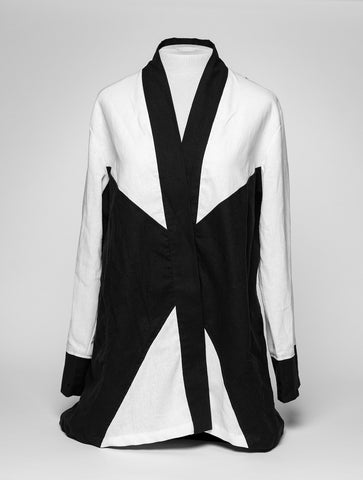 Georgia O'Keeffe Inspired Jacket