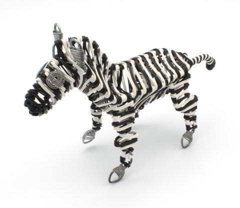 Telephone Wire Zebra