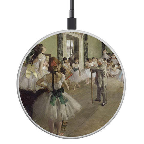 The Ballet Class Wireless Charging Disk