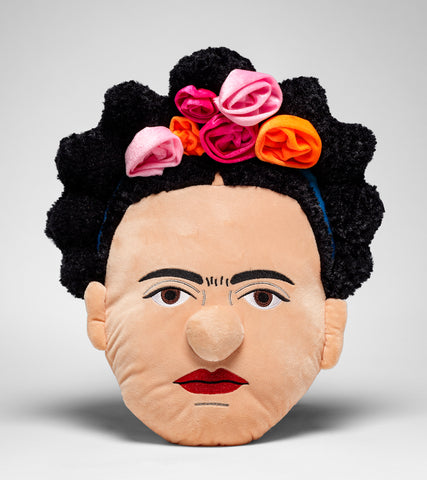 Frida Kahlo Stuffed Portrait