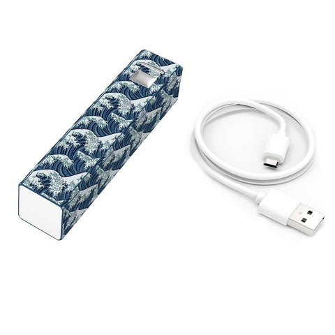 The Great Wave Portable Phone Charger