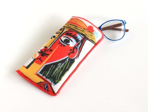 Picasso Eyeglass Pouch
