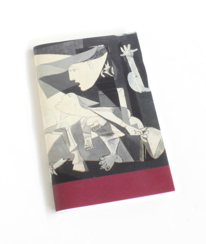 Picasso Small Notebook