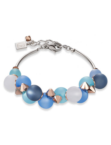 50 Hues of Blue Bracelet