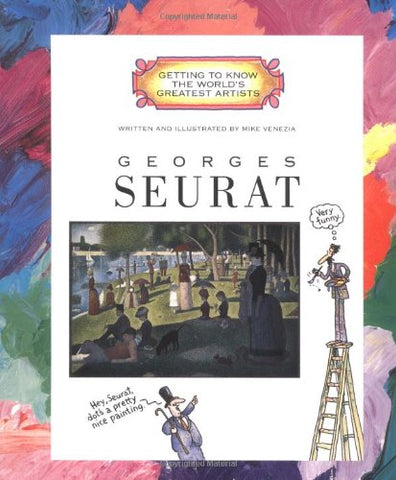Georges Seurat | Getting to Know the World's Greatest Artists