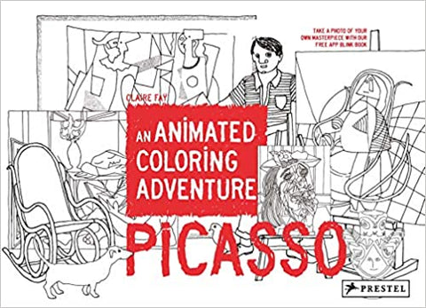 Picasso: An Animated Coloring Adventure