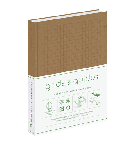 Grids & Guides Eco: A Notebook for Ecological Thinkers