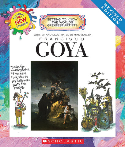 Francisco Goya | Getting to Know the World's Greatest Artists