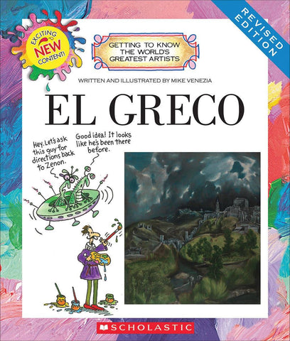 El Greco | Getting to Know the World's Greatest Artists