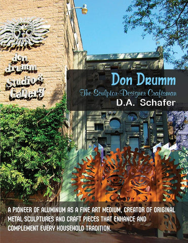 Don Drumm: The Sculptor-Designer Craftsman