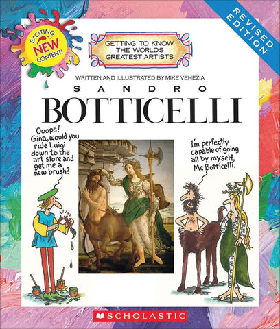 Sandro Botticelli | Getting to Know the World's Greatest Artists