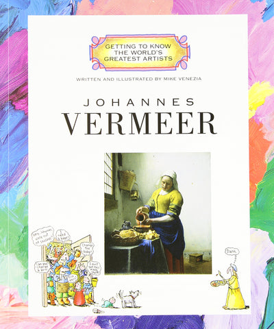 Johannes Vermeer | Getting to Know the World's Greatest Artists