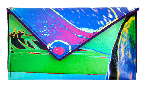 Calypso Clutch designed by Kent Stetson