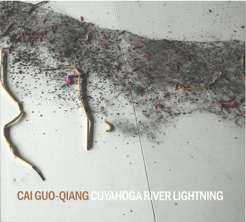 Cai Guo-Qiang: Cuyahoga River Lightning Catalogue