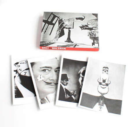 Dali by Halsman Boxed Notecards | Salvador Dali photographs