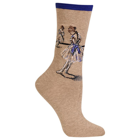 Degas Study Dancer | Women's Socks