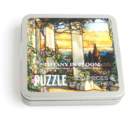 Tiffany Hinds House Window Puzzle