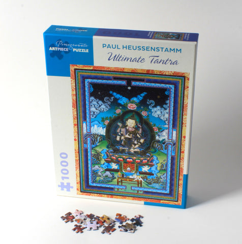 Ultimate Tantra Puzzle