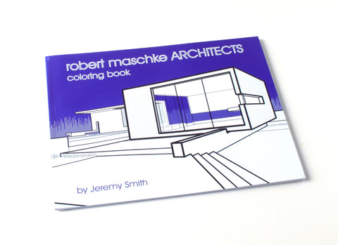 Robert Maschke Architects | Coloring Book