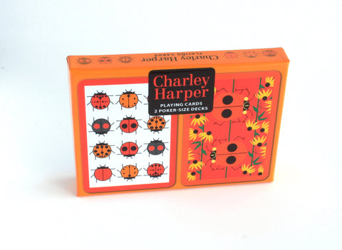 Charley Harper Playing Cards