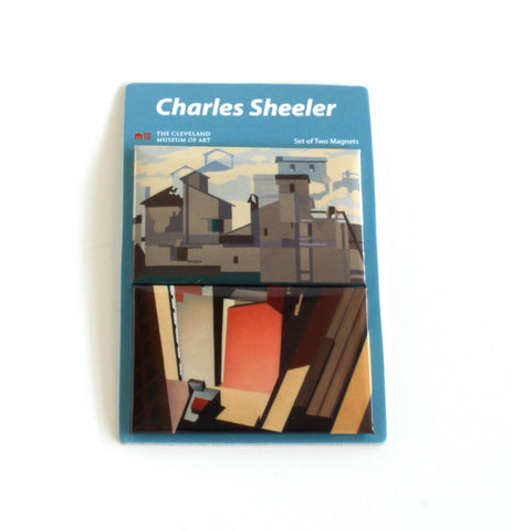 Charles Sheeler Magnet Set